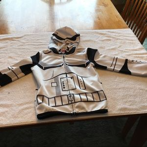 Star Wars jumping beans size 6 jacket